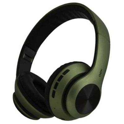 Headset Bluetooth Glam HS311 Verde 1 UN Oex