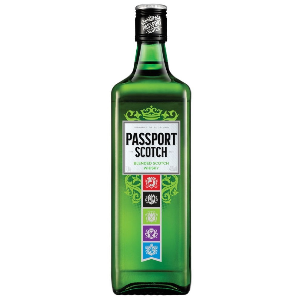 Whisky Passport 1L