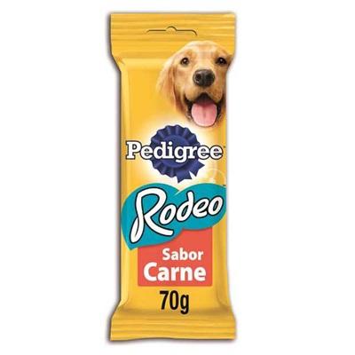Petisco Rodeo Sabor Carne 70g Pedigree