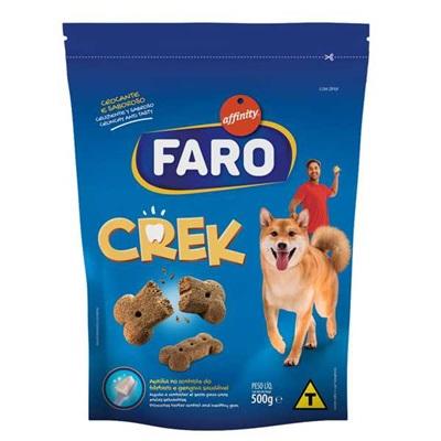 Biscoito para Cães Crek 500g Faro
