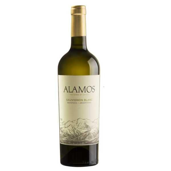 Vinho Branco Alamos Sauvignon Blanc 750ML