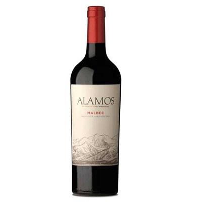 Vinho Tinto Alamos Malbec 750ml