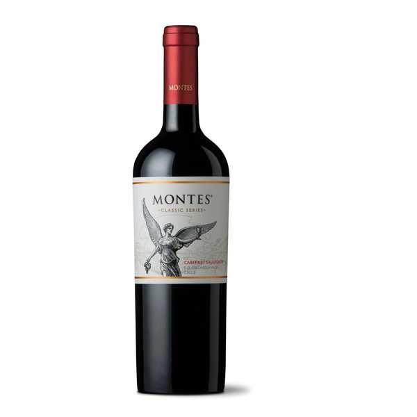 Vinho Tinto Montes Cabernet Sauvignon 750ML