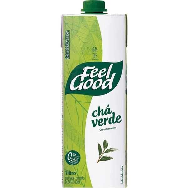 Chá Verde com Limão 1L Feel Good