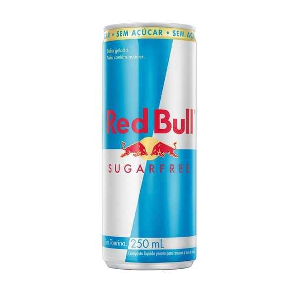 Energético Red Bull Sugar Free 250ml