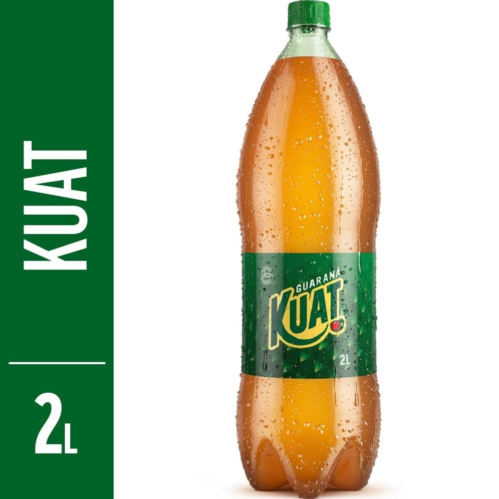 Refrigerante Kuat Guaraná 2L Garrafa
