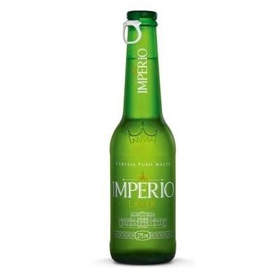 Cerveja Império Lager Long Neck 275ml