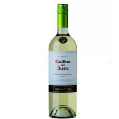 Vinho Branco Sauvignon Blanc 750ml Casilllero del Diablo