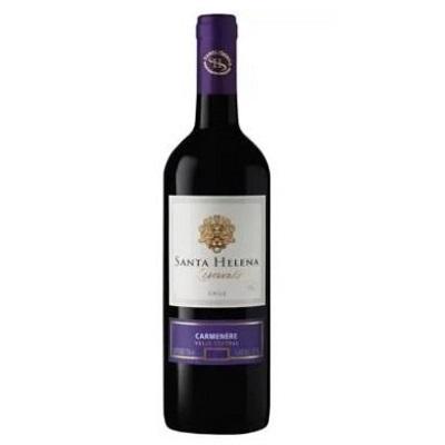 Vinho Tinto Carmenere 750ml Santa Helena