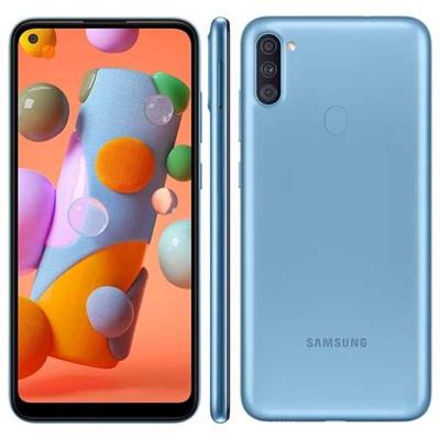 Smartphone Galaxy A11 Azul Samsung