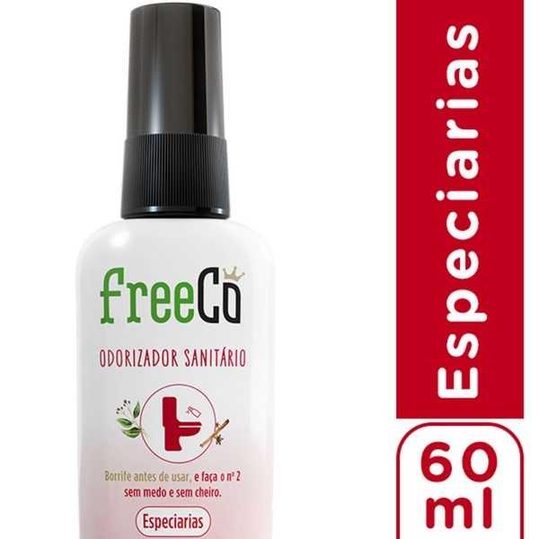 FreeCô Especiarias 60ml