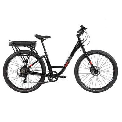Bicicleta Elétrica E-Vibe Urbam Aro 27,5 Preta Quadro Tamanho Único Caloi