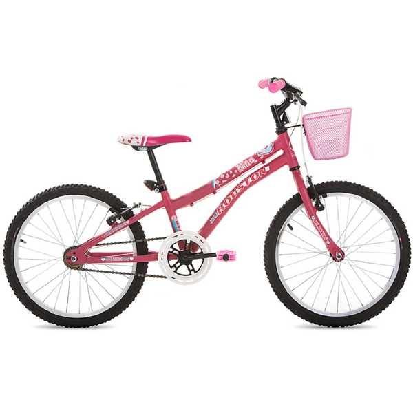 Bicicleta Nina Aro 20 Rosa Fosco 1 UN Houston
