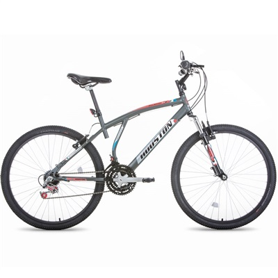 Bicicleta Atlantis Mads Aro 26 Cinza Fosco 1 UN Houston
