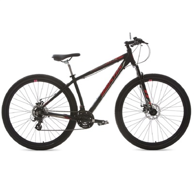 Bicicleta Mercury HT 29 Aro 29 Preto Fosco 1 UN Houston