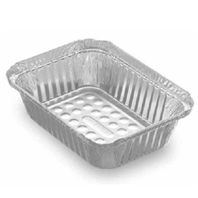 Embalagem Retangular de Alumínio 120x160 500ml 100UN Thermoprat