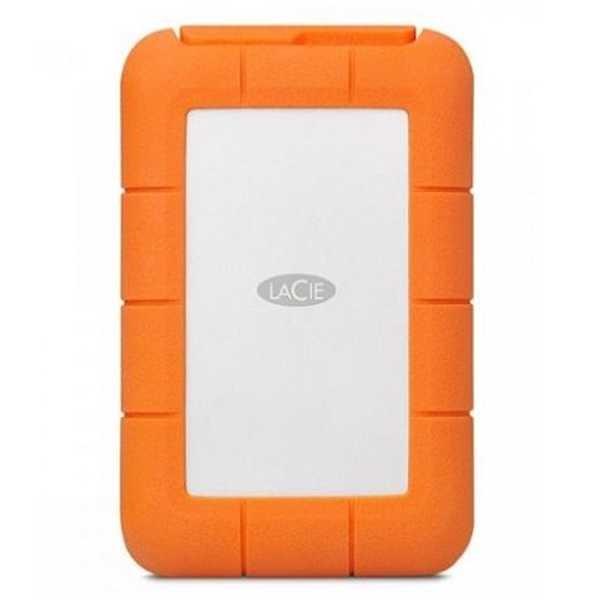 HD Externo Portátil 4TB Rugged USB-C (USB3.0) LaCie
