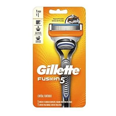 Aparelho de Barbear Fusion 1 UN Gillette