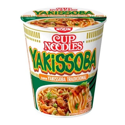 Cup Noodles Yakissoba Tradicional 70g Nissin