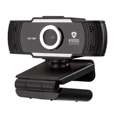 Webcam HD 720P Foco Manual KROSS ELEGANCE KE-WBM720P