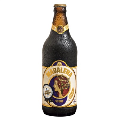 Cerveja Madalena Stout Garrafa 600ml