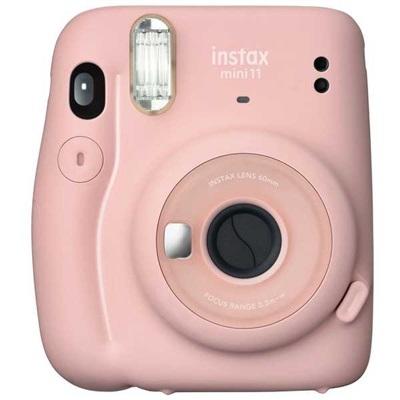 Câmera Instantânea Instax Mini 11 Rosa Fujifilm