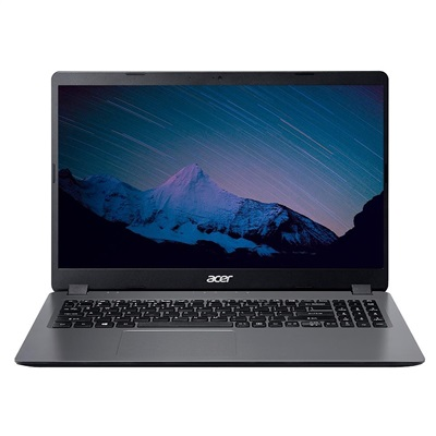 Notebook Aspire 3 Intel Core i3-1005G1 4GB 1TB Windows 10 Home 15.6´ Gray  A315-56-36Z1 Acer