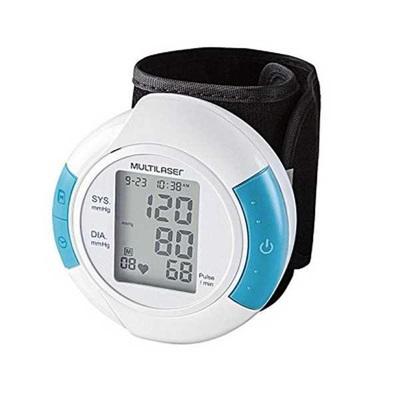 Monitor  de Pressão Arterial Digital de Pulso HC075 1 UN Multilaser