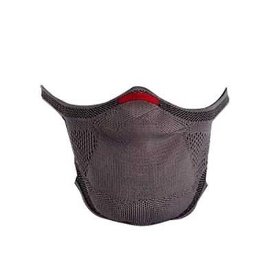 Máscara Proteção Reutilizável Cinza M 1 UN Knit Fiber