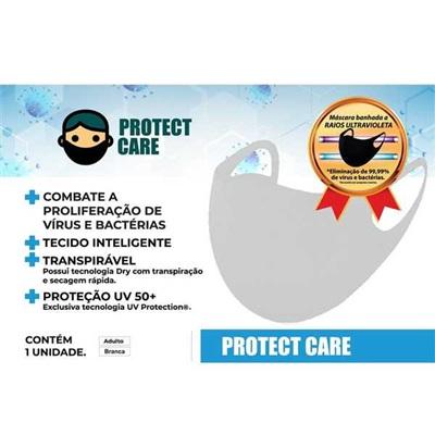Máscara Adulto Branca 1 UN Protect Care