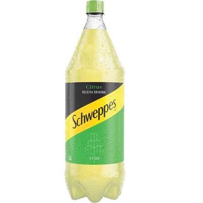 Schweppes Citrus 1,5L Garrafa