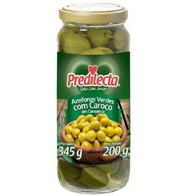 Azeitona Verde 200g Predilecta