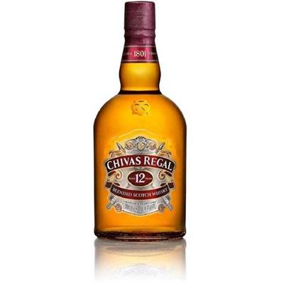 Whisky Chivas Regal 12 Years 1L 1 UN