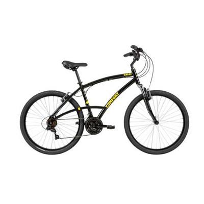 Bicicleta 400M Comfort Aro 26 Preto 1 UN Caloi