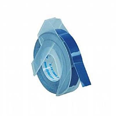 Fita para Rotulador 9mm x 3,6m Azul 1 UN Dymo