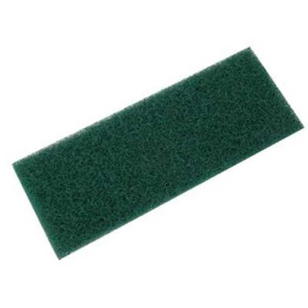 Fibra para Limpeza Uso Geral 10,2x26cm Verde 1 UN British