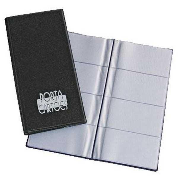 Porta Cartão 80 Lugares Preto 317 1 UN ACP