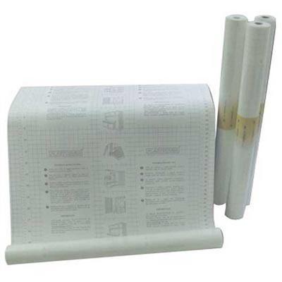 Plástico Autoadesivo Cristal 45cm x 10m 1 UN Plastcover