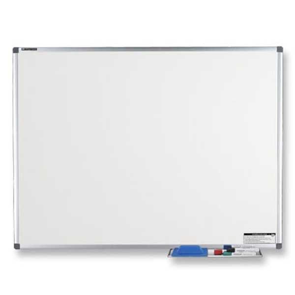 Quadro Branco Não Magnético Alumínio 90x120cm 1 UN Board Net