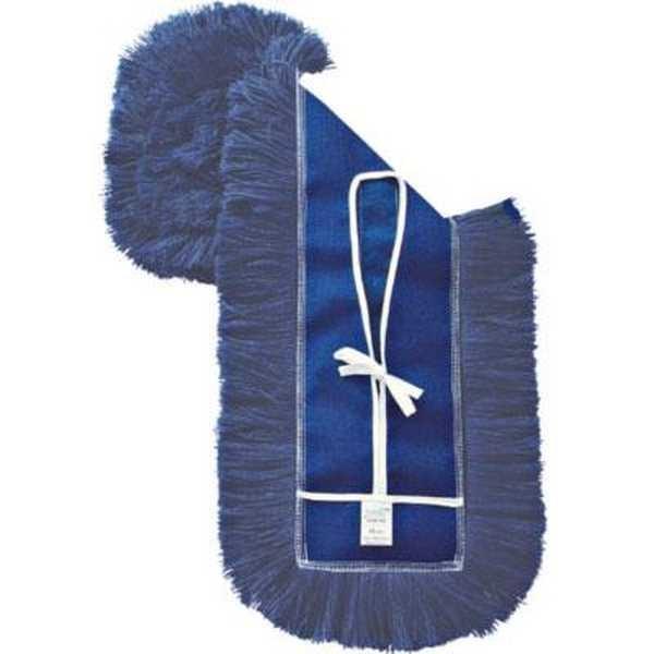 Refil Mop Pó Profissional 400g 40x15cm Azul RP400 1 UN Bralimpia