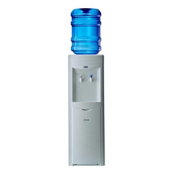 Bebedouro de Água Refrigerado para Garrafão em Coluna 127V Branco IBBL