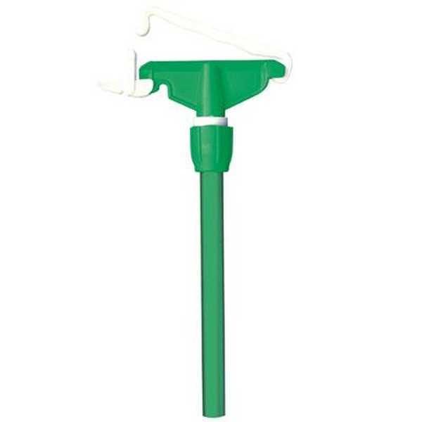 Cabo de Alumínio com Garra Plástica para Mop 1,46m Verde HE22VD 1 UN Bralimpia