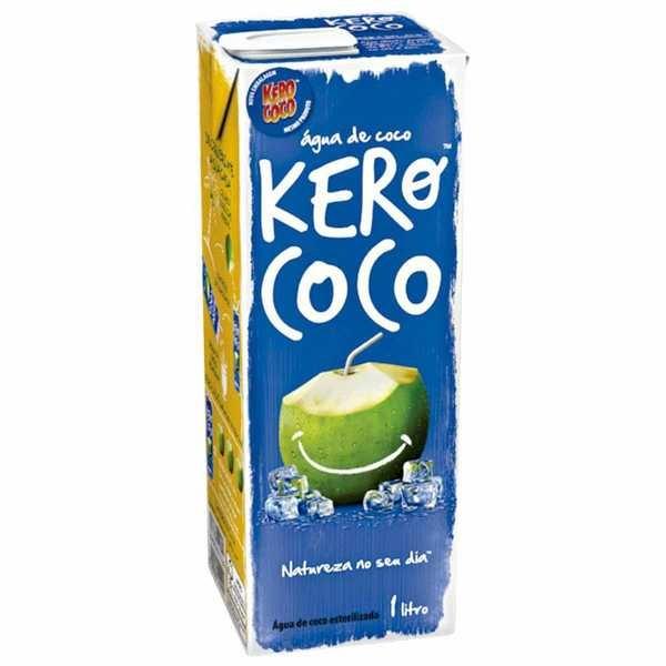 Água de Coco 1L 1 UN Kero Coco