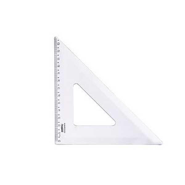 Esquadro Escolar New Line 45º 14cm 460 1 UN Waleu