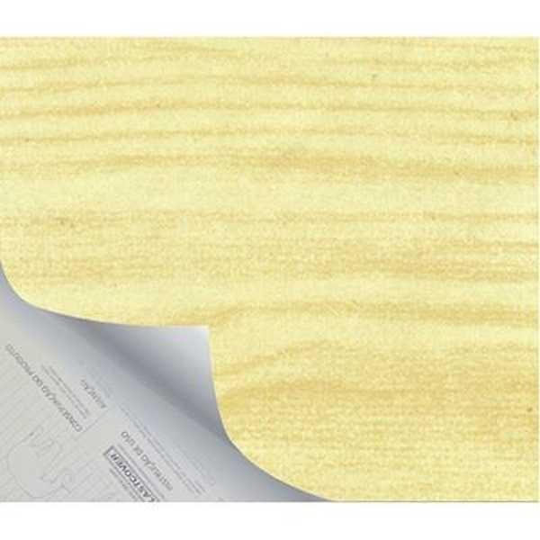 Plástico Autoadesivo Estampa Angico 45cm x 2m 1 UN Plastcover