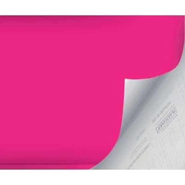 Plástico Autoadesivo Estampa Pink Opaco 45cm x 2m 1 UN Plastcover