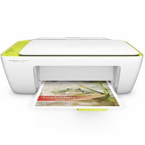 Multifuncional DeskJet Ink Advantage 2136 1 UN HP