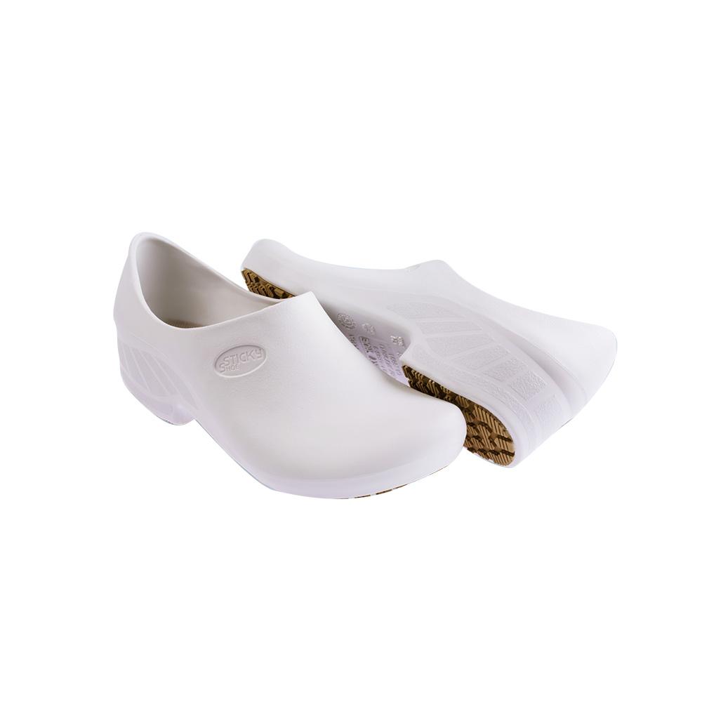 382e272ff imagem · imagem; Sapato Antiderrapante Branco n° 36 1 Par Sticky Shoes