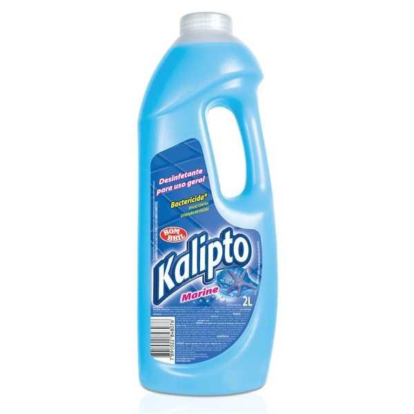 Desinfetante Bactericida 2L Marine 1 UN Kalipto