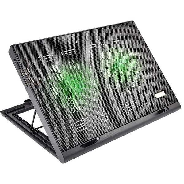 Cooler para Notebook LED até 17